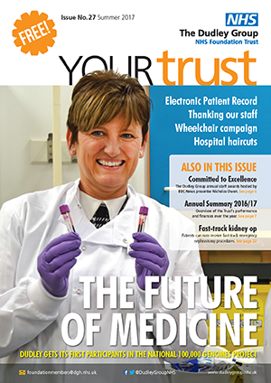 Click here to download Your Trust magazine Summer 2017