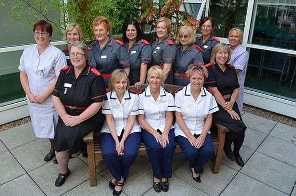 Matrons The Dudley Group Nhs Foundation Trust
