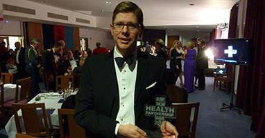 Dudley Consultant given prestigious award