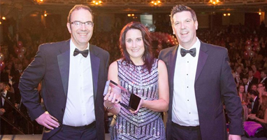 Nurse wins award for tissue viability