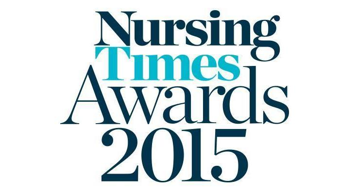 Dudley nurses make Nursing Times shortlist