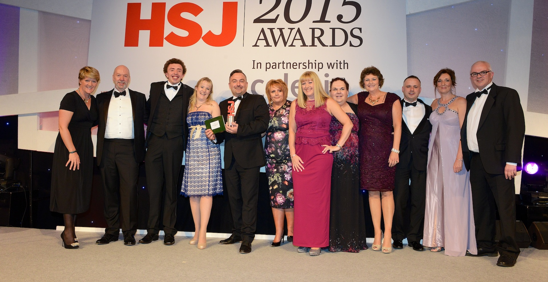 HSJ Award for Dudley Group