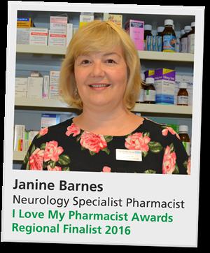 Janine Barnes polaroids