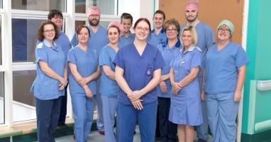 Nursing Times Award shortlist success