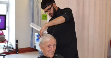 Patients treated to a new do
