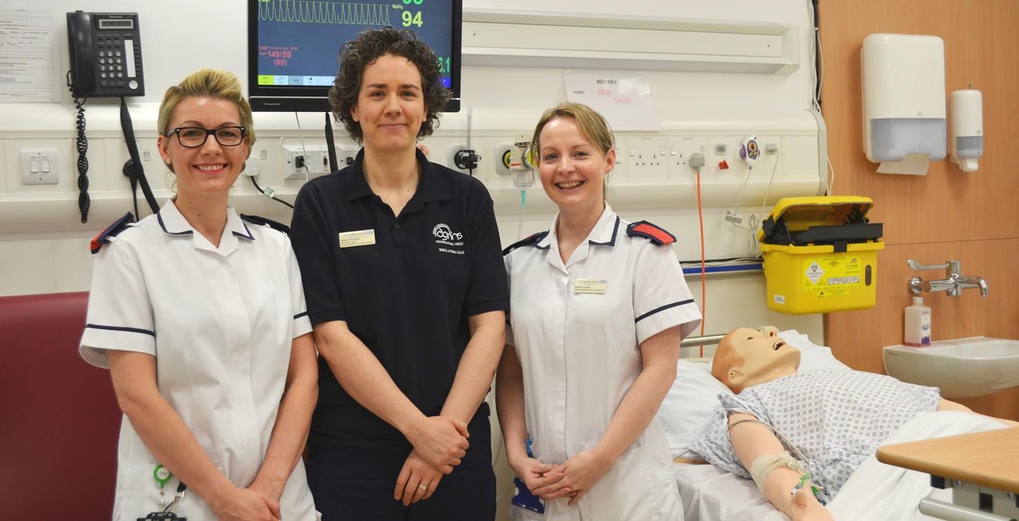 Educators shortlisted for Student Nursing Times Awards