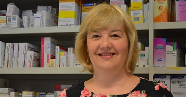 Pharmacist recognised with fellowship
