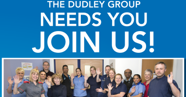 Calling all nurses – Dudley needs you!