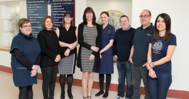 Shortlist success – extra time to care thanks to smart app implementation
