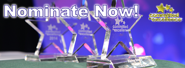 Committed to Excellence Awards