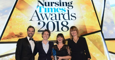 National award for nurse's learning disability work