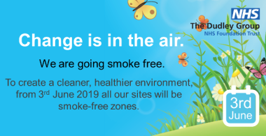 We are smoke-free
