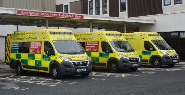 £3m for Emergency Department