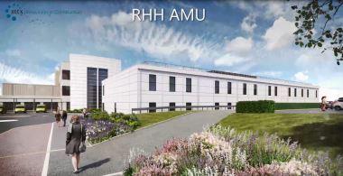 New Acute Medical Unit – modular build