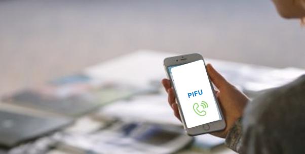 Patient Initiated Follow Up (PIFU)