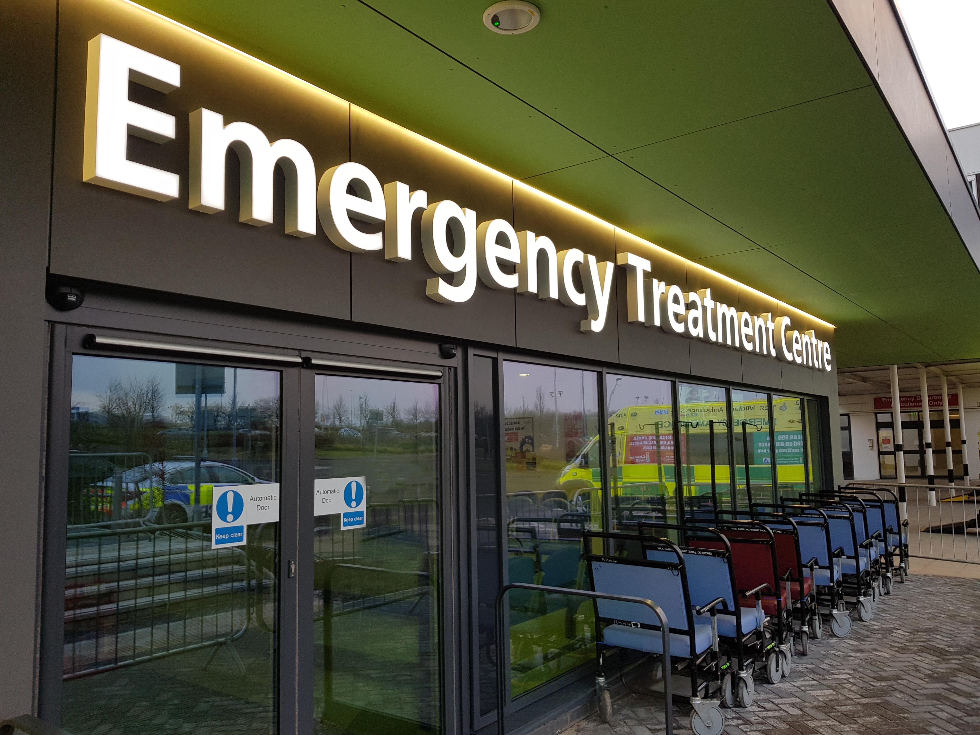 Russells Hall Hospital Emergency Department set to receive £20 million refurbishment