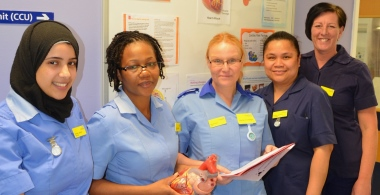 Support your Dudley healthcare workers