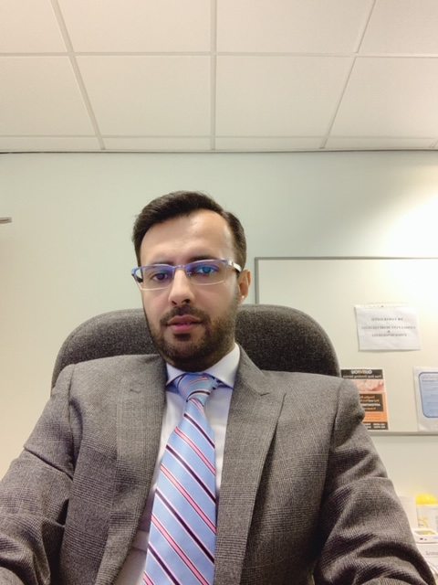 Dr Tamar Saeed