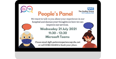 Attend the People's Panel