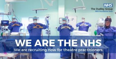 We are recruiting theatre practitioners!
